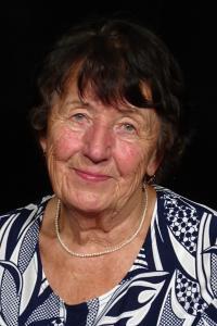 Zdenka Vévodová / Zlín / October 2018