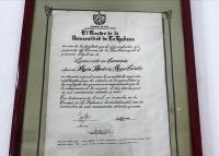 Martha Beatriz Roque Cabello, Havana University