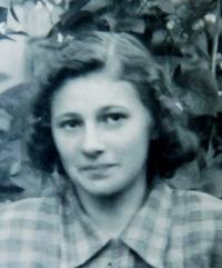 Věra Buxbaumová (Konečná)
