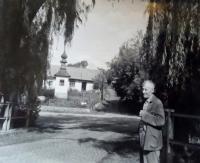 František in Borovník