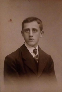 Josef Jelínek, his grandfather