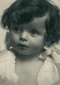 Anna Hyndráková, 1930