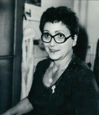 Anna Hyndráková, 1979