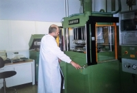 Working for Ericsson - 1983