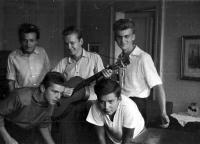 Předsputnici - 1958