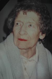 Manželka Alena Benešová