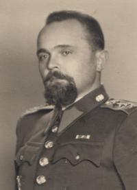 Her uncle Ctibor Novák, who was executed by the Communists in 1955