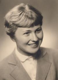 Portrait, 1955