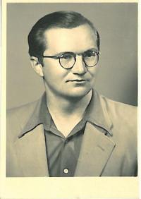 Young Jaromír Lisý