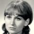 Sylvia Klánová (early 1970s)
