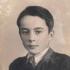 Bořivoj Rak, school years