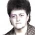Portrait of Věra Řeháková in 1988