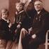 The Fialas in 1932; left Eva, brother Václav, mum Marie (née Hamerlová), father Václav