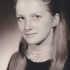High school graduation photograph