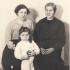 Jitka Hofmanová with mother Josefa and grandmother Bohumila