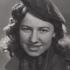 Bohumila Bělounová when she was thirty years old