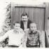 Zoryan Popadyuk, Myroslav Marynovych and Oleksiy Smyrnov in 1987