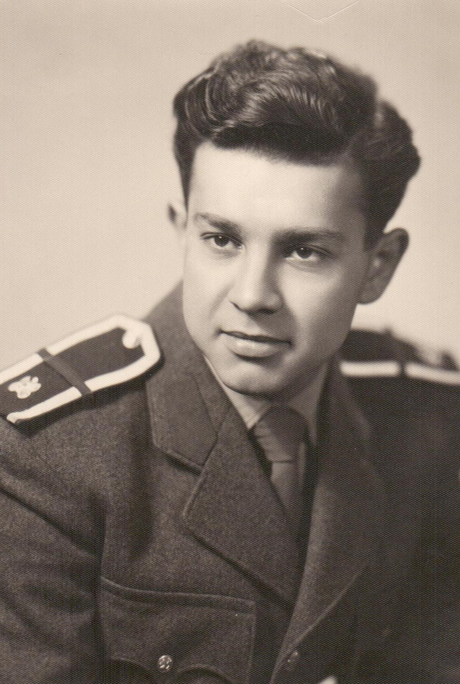 1956; as a soldier