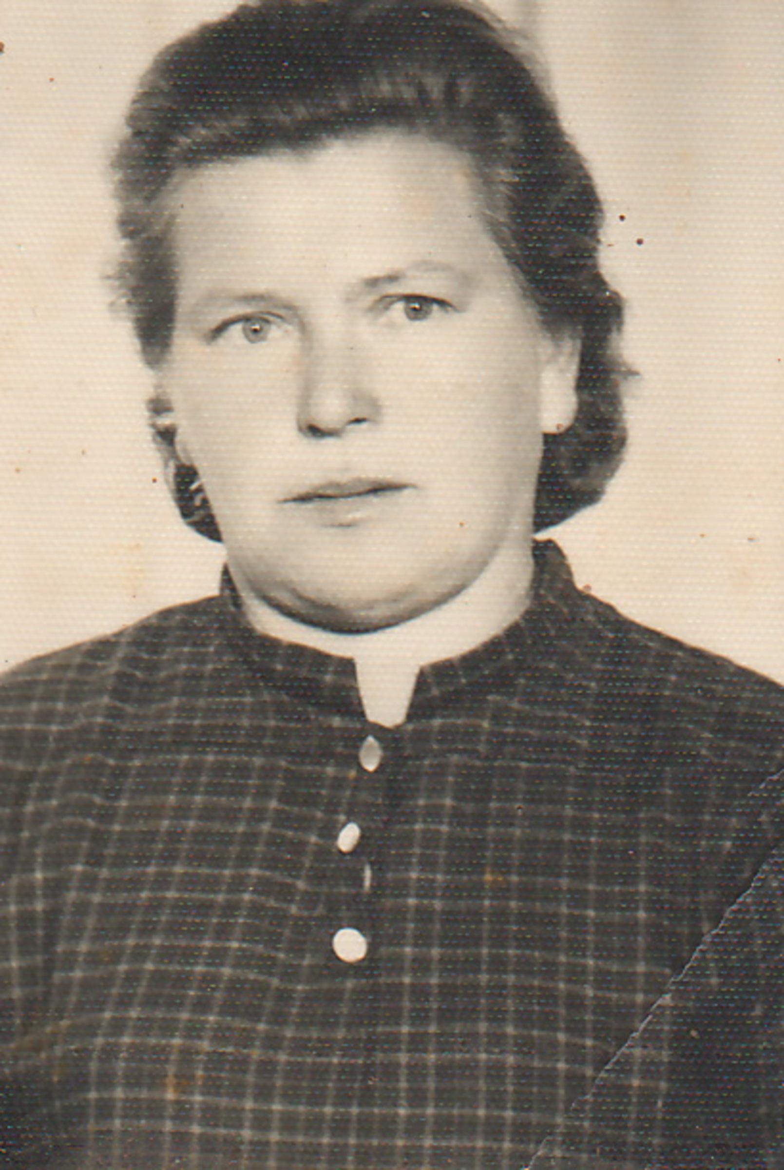 Franjica Poznik (1930)
